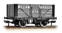 Bachmann 37-163 8 Plank End door wagon William Harrison